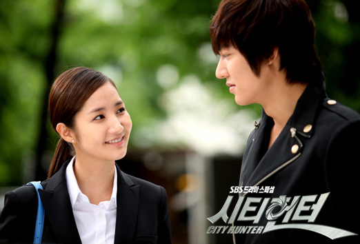 City hunter episode 8 (Korean drama series)